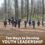 10 Ways to Develop Youth leadership