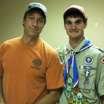Mike Rowe Offers a Potential Eagle Scout His Eagle Perspective