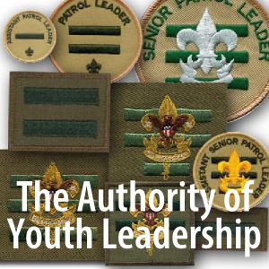 authority of youth leadership