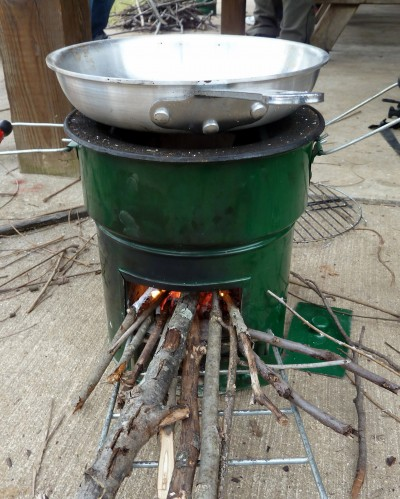 StoveTec Wood Burning Stoves for Camping