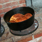 Dutch oven bread revisited