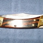 Eagle Scout Buck Knife