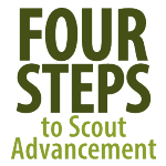 Four Steps to Scout Advancement – A Scout Learns