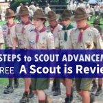Four Steps to Scout Advancement – A Scout is Reviewed