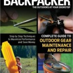 Camping Gear Repair and Maintainence
