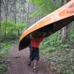 high adventure canoe trip