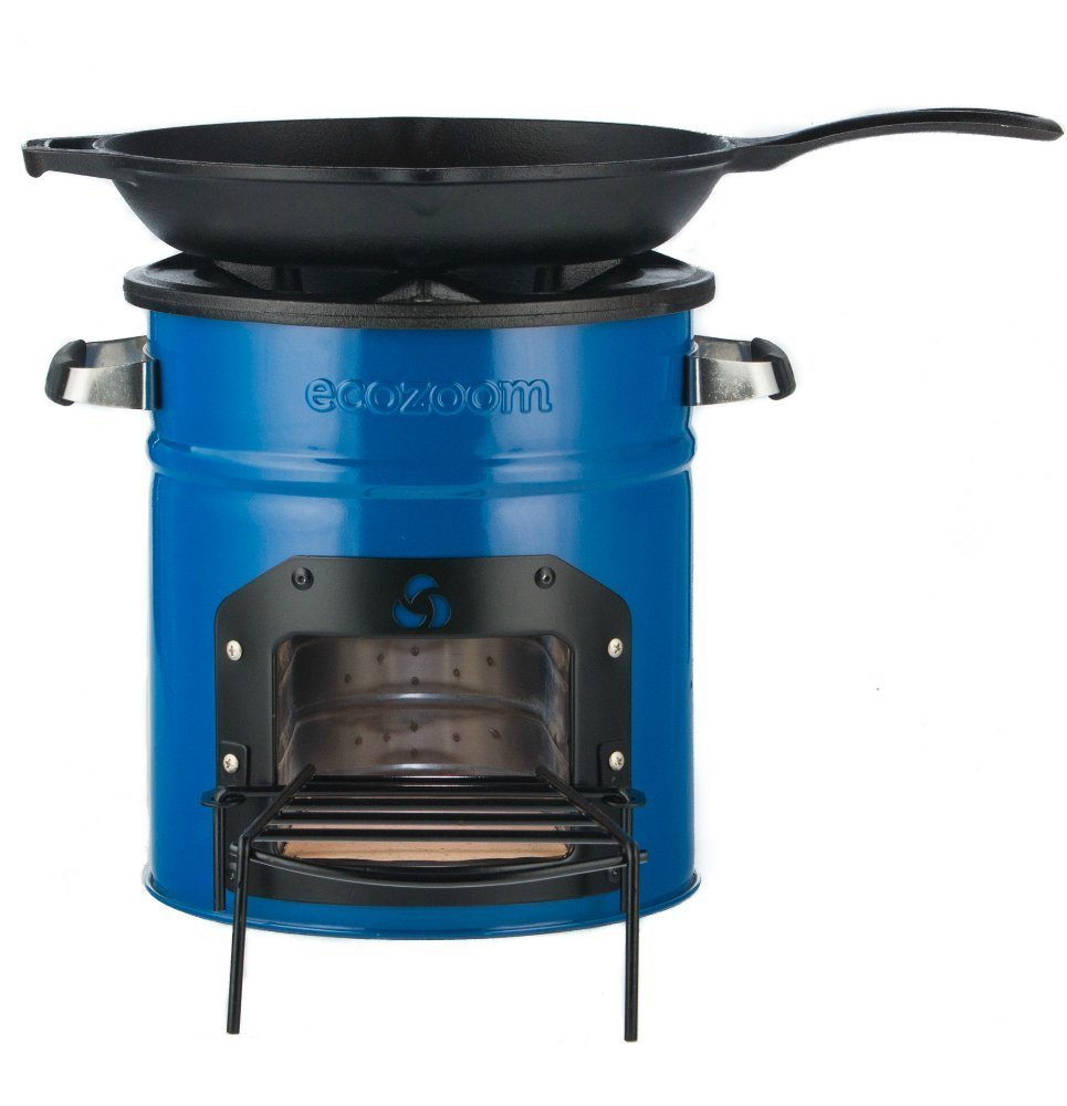 Ecozoom stove review for Wood burning rocket stove