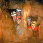 Taking Scouts Caving