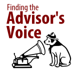 Finding the Advisor's Voice