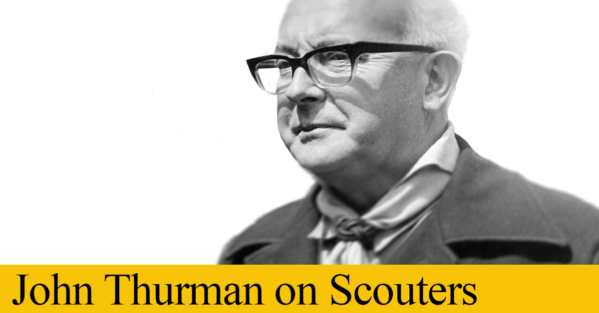 Thurman on Scouters