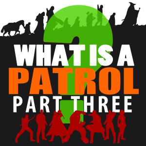 What is a patrol 3