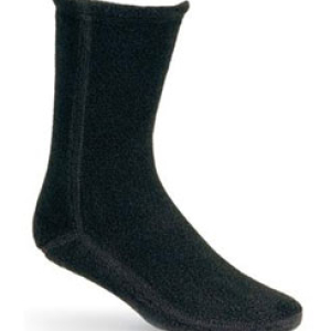 Acorn Versafit Fleece Sock 15134_blk