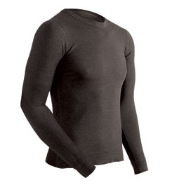Coldpruf Enthusiast Polypropylene Lightweight Crew Shirt  47139