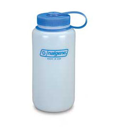 Nalgene Wide Mouth Loop-Top 32 oz. Bottle BPA Free 80900