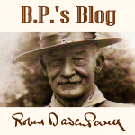 B.P.'S Blog -The Value of Camp Life