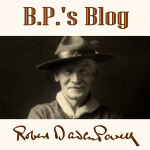 B.P.'s Blog – Character Development