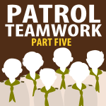 Patrol Teamwork Part 5 – Patrol Burglar?