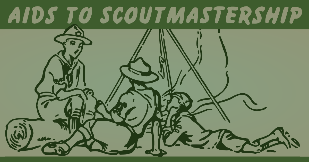 scoutmastership