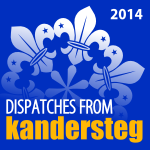 Kandersteg Dispatches – Day One