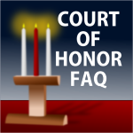Court of Honor FAQ