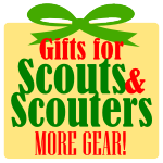 Gifts for Scouts & Scouters – More Gear!