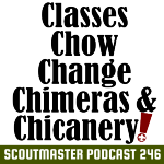 Podcast 246 – Classes, Chow, and More!