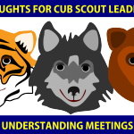 "Cub Scout Leader ""Survival Guide"" 2"