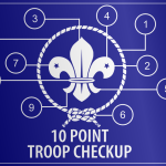 10 Point Scout Troop Checkup