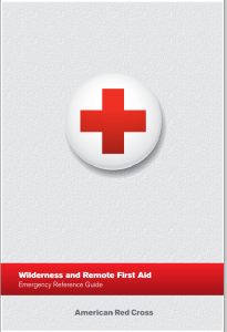 Red Cross Wilderness First Aid Reference Guide