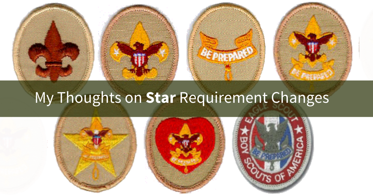 New Eagle Rank Requirements – Eagle Scout Requirements Worksheet