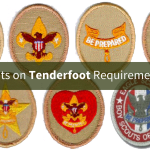 New Tenderfoot Rank Requirements
