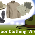 Outdoor Clothing Wishlist