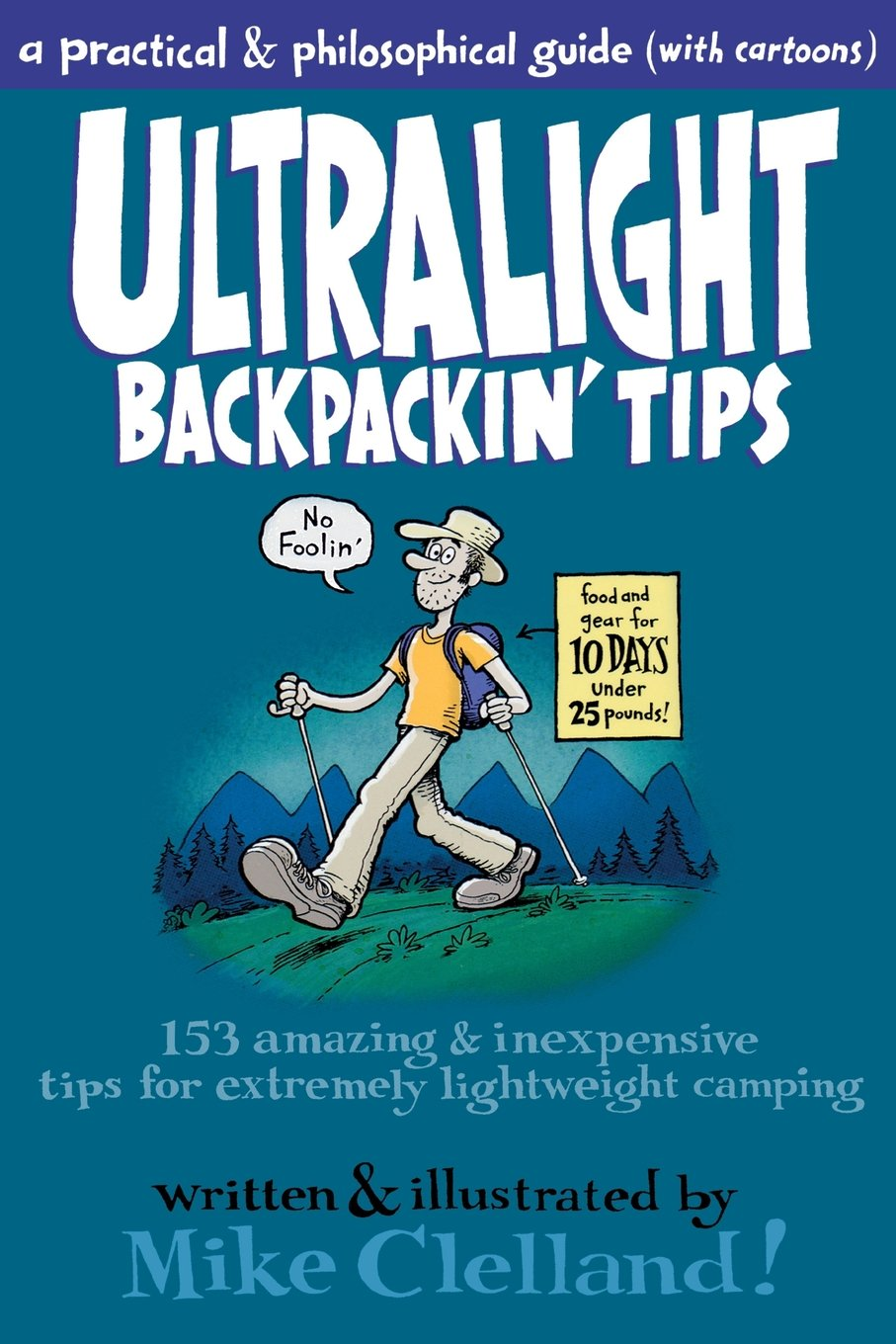 ultralight backpacking tips