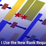 Transitioning to the New Rank Requirements