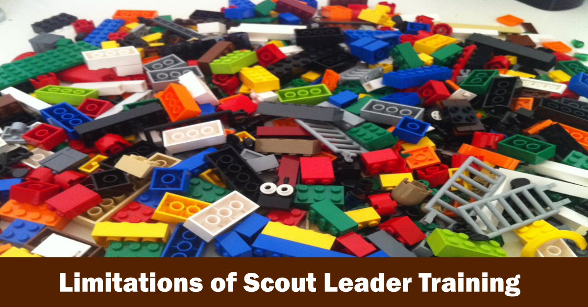 limitations of scout leader training