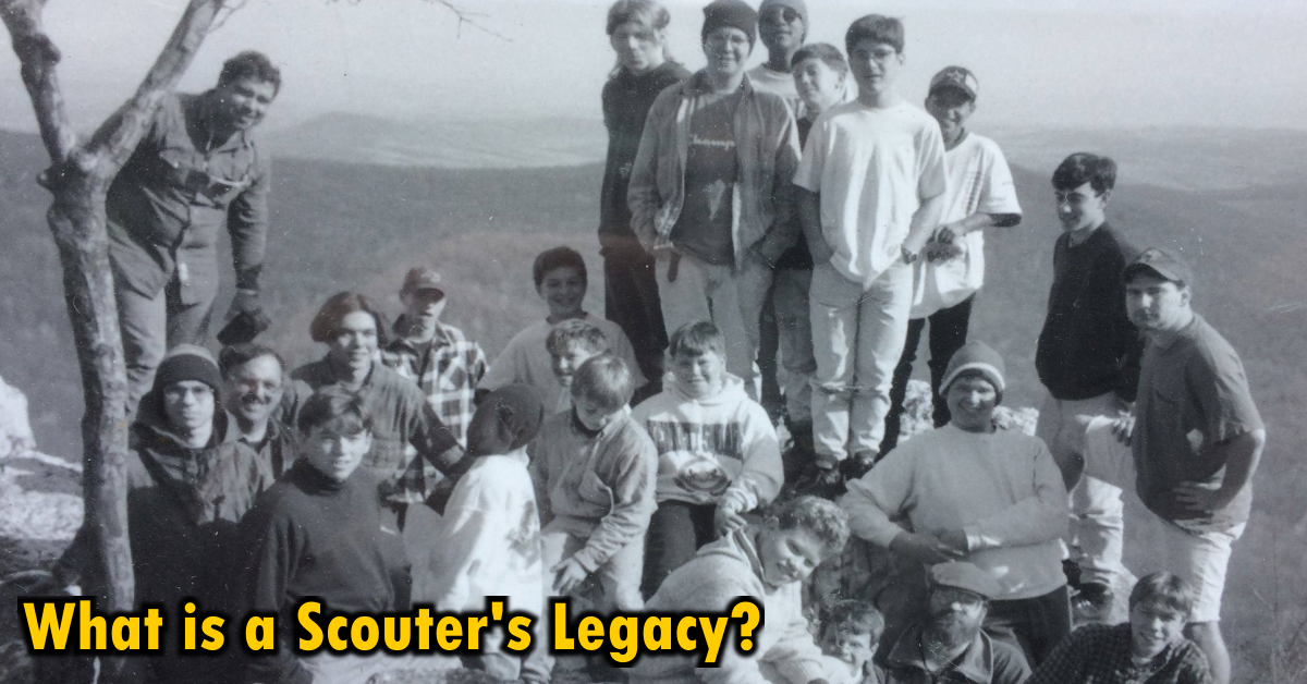 scouters legacy
