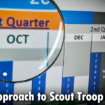 A New Approach to Scout Troop Planning