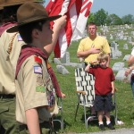Memorial Day 2015 – Peace Scouting