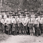 A Scoutmaster's Day At Scout Camp