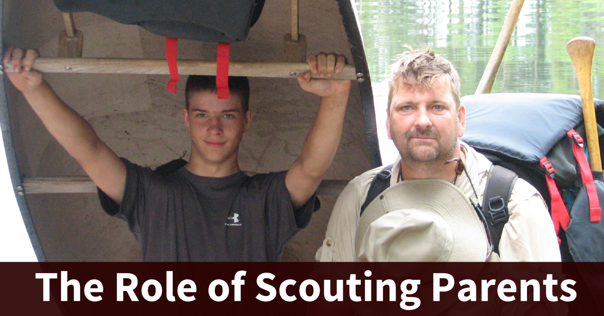 scouting parents