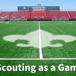 Scouting as a Game