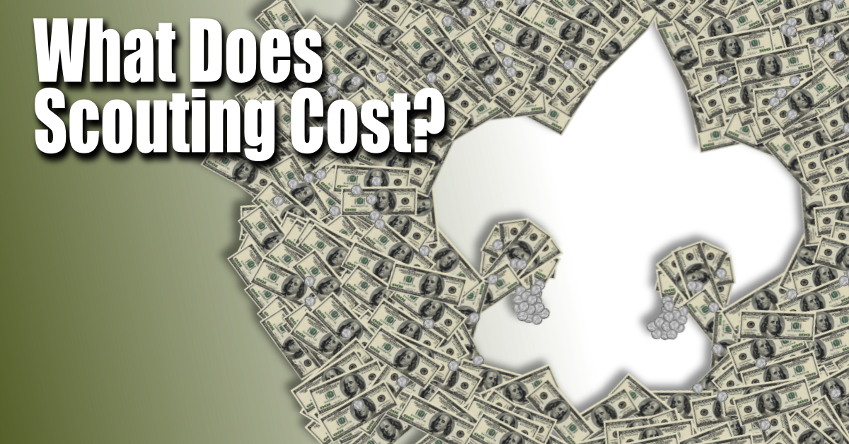 what does scouting cost