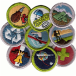 The Merit of Badges