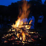 Burning Trash in Your Campfire?
