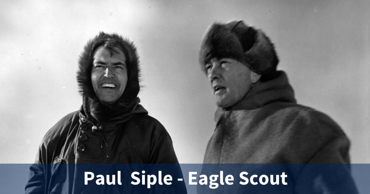 paul siple eagle scout