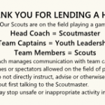 Scout Leader Business Card