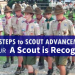 Four Steps to Scout Advancement – A Scout is Recognized
