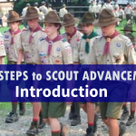 Four Steps to Scout Advancement – Introduction