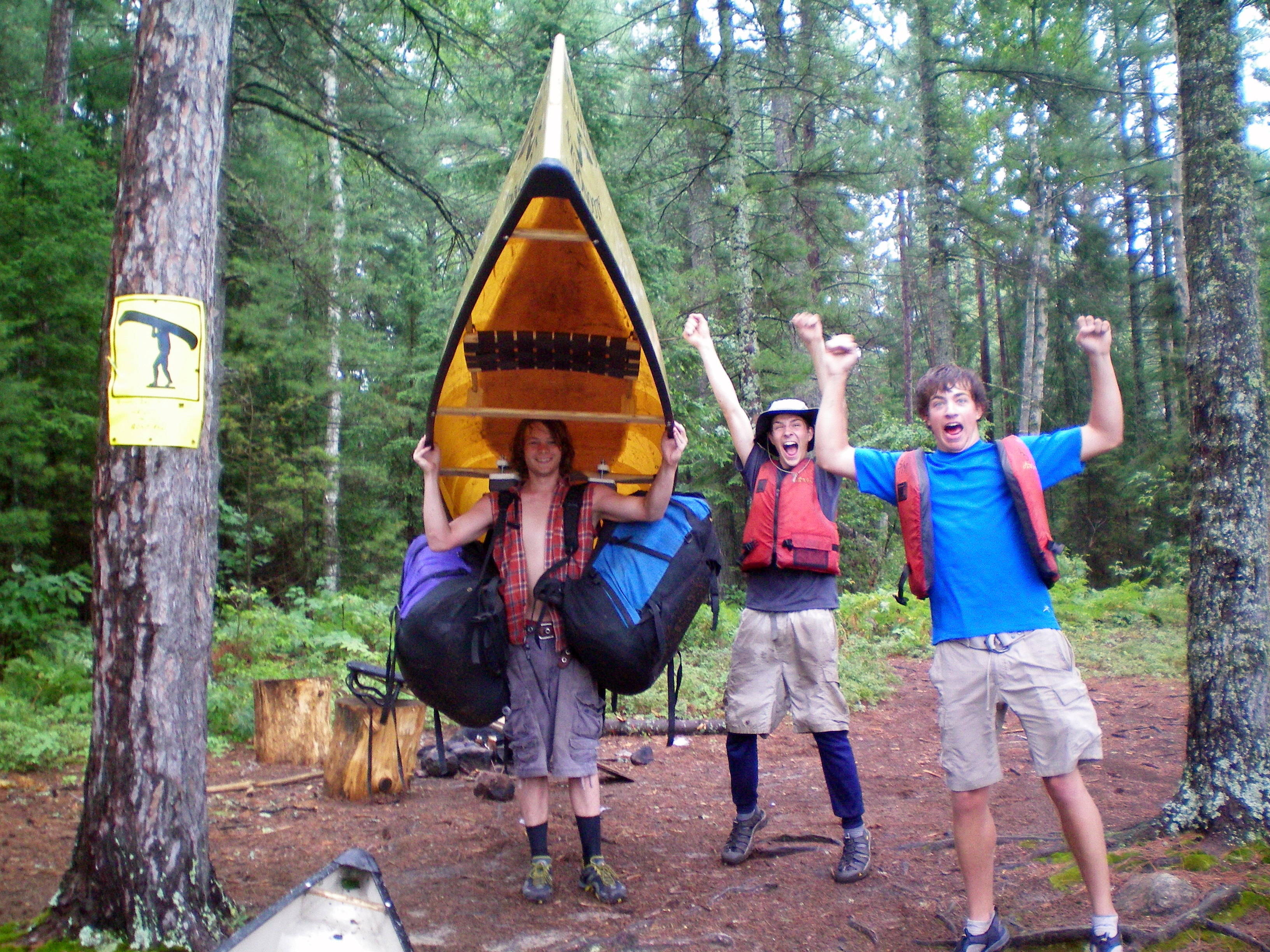 High Adventure Canoe Trip 2 Gear And Clothing