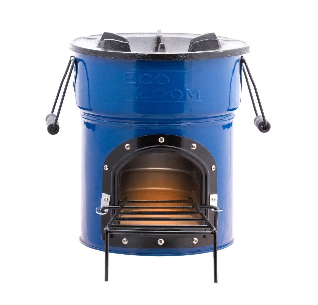 Ecozoom stove review for Rocket fire heater